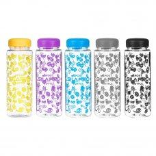 SILAPRO Бутылка для фитнеса, полипропилен, 500мл, 5 цветов