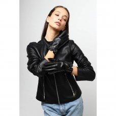 GALANTE Перчатки женские контактные, р 19-20, 2 дизайна, ОЗ21-25