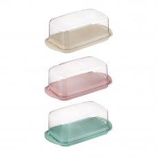 VETTA Масленка, пластик, 17х9х6,5см, 3 цвета