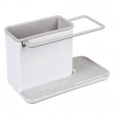 VETTA Держатель для моющих средств и губок, пластик, 21х11,4х13,5 см