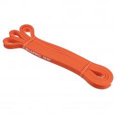 SILAPRO Лента для фитнеса силовая эластичная 208х0,45х1,3см, латекс, 15 кг