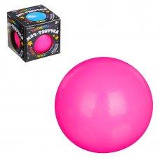 ИГРОЛЕНД Антистресс-тянучка мяч, 6см, ПВХ, 4 дизайна
