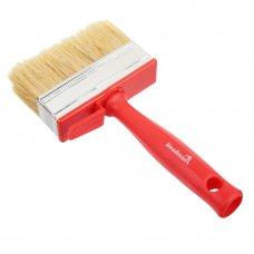 HEADMAN Кисть мини-макловица пластиковая ручка нат. щетина 30*100