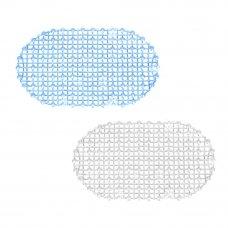 """VETTA Коврик в ванну противоскользящий, ПВХ, 67x36см, """"Симпл"""", 2 цвета"""