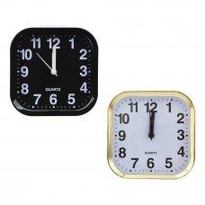 LADECOR CHRONO Будильник электронный, 11х11х4см, пластик, 1хАА, 2 цвета, арт.0017