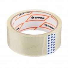 ЕРМАК Клейкая лента прозрачная 38мм x 40м