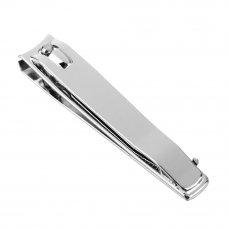 ЮниLook Книпсер для ногтей с силиконовой ручкой и пилкой, длина лезвий 10мм, металл, 5,5см, 3 цвета