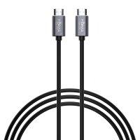 FORZA Кабель HDMI, 4K,19+1, 30AWG, OD=8 мм, 1,8м, позолоч. металл, оплетка ПВХ