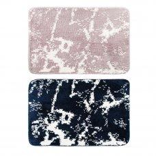 VETTA Коврик для ванной, микрофибра, 50x80см, «Блик на воде», 2 цвета