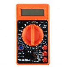 ЕРМАК Мультиметр цифровой DT-832