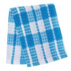 PROVANCE Салфетка для уборки вафельная, 75% хлопок 25%полиэстер , плотность 200гр, 30х30см, клетка
