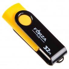 FORZA Флеш-карта, 32гб, 6 класс, матовое покрытие, блистер, пластик