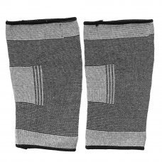 SILAPRO Комплект суппортов 2шт на колено, 58% нейлон, 35% латекс, 7% полиэстер