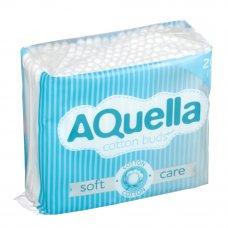 Ватные палочки Sweet Sense/AQUELLA,п/э пакет 200шт,Арт.06450/40157