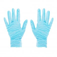 VETTA Перчатки нитриловые, 10шт, размер S/M/L