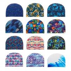 SILAPRO Шапочка детская для плавания, 22х14,5, капроновое волокно
